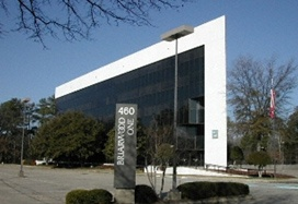 NST office building in Jackson, MS